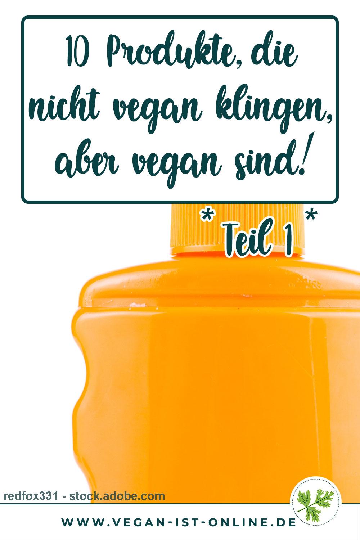 10 Produkte, die nicht vegan klingen, aber vegan sind Teil 1 Sonnenmilch | Mehr Infos auf www.vegan-ist-online.de